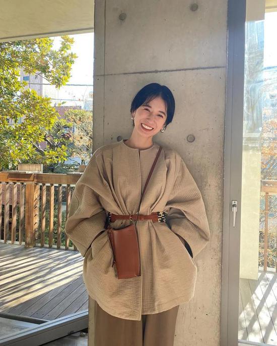 35岁日本辣妈身高158穿成170小个子逆袭范本