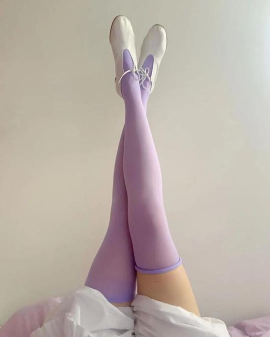 你的袜子该换了 跪求你穿上这几双美到炸