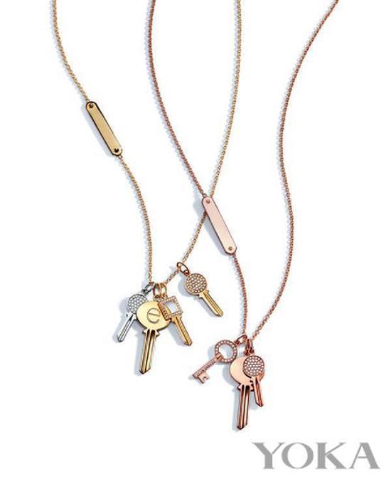 Tiffany Modern key系列 图片来自品牌
