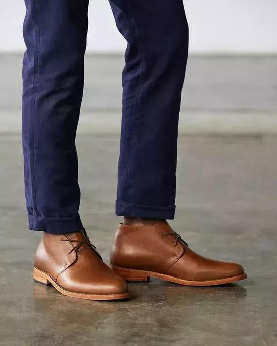 Chukka 靴