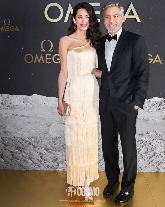 Amal Clooney、George Clooney