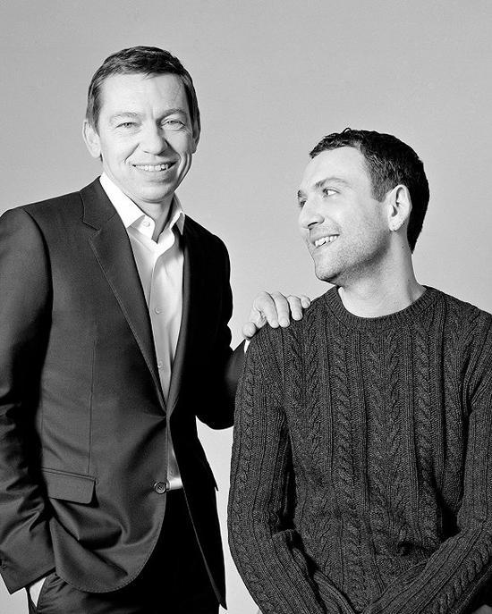 Lanvin新CEOJean-Philippe Hecquet和新创意总监Bruno Sialelli