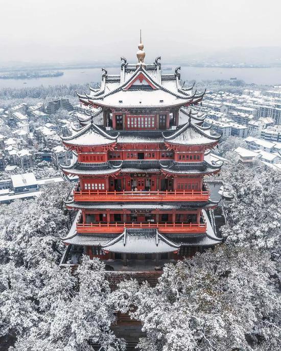 杭州-城隍庙