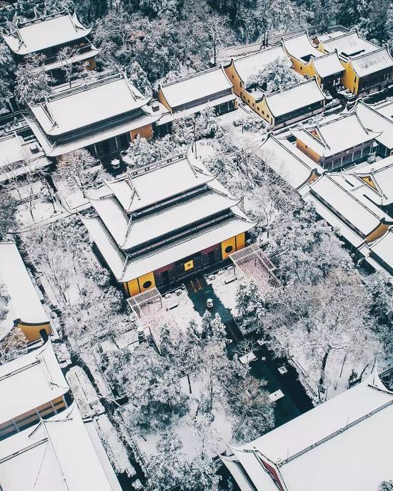 杭州-灵隐寺