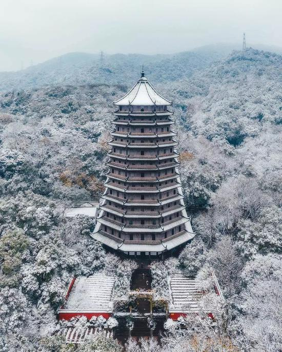 杭州-六和塔?