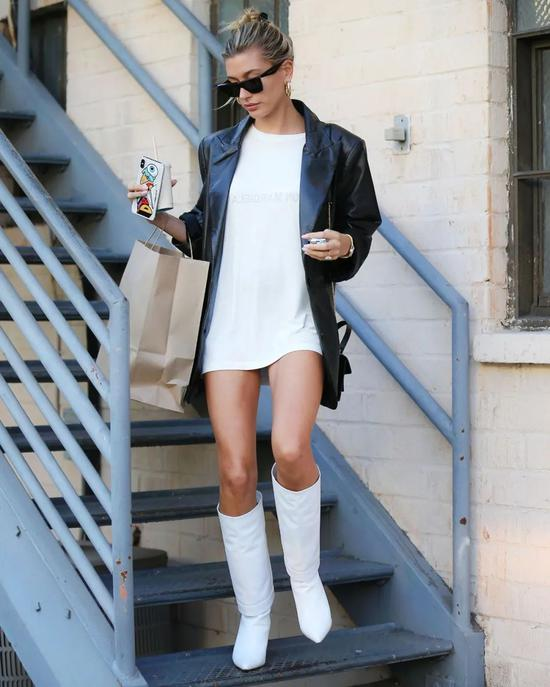 给短腿女孩们发福利啦 最新一季显高穿搭送给你们