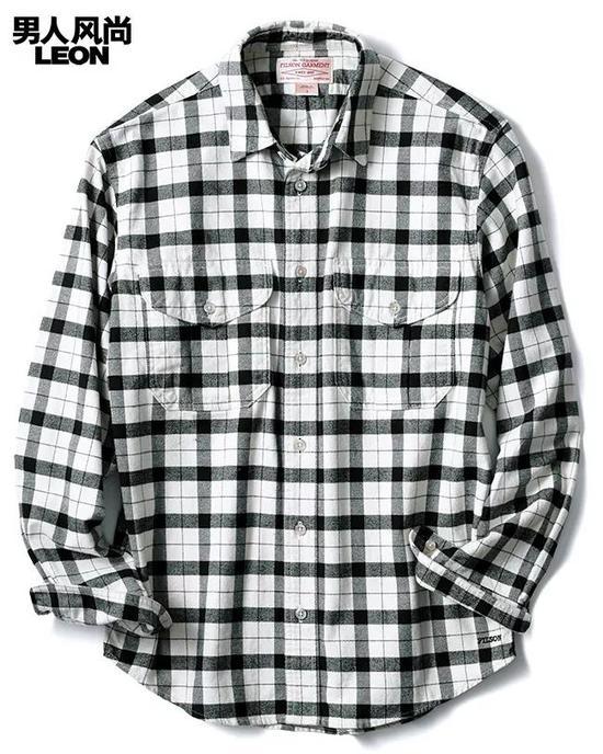 衬衫 约 1100 元 /Filson