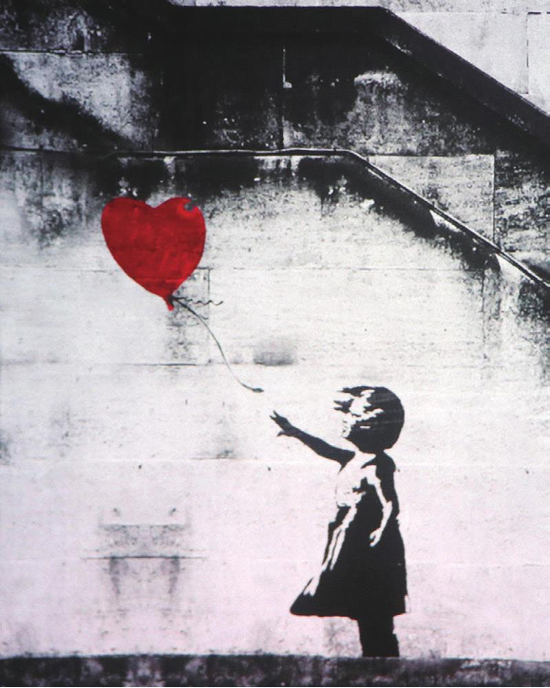 《持红气球的女孩》(Girl With Balloon,2006)
