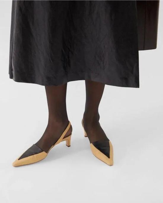 """都穿尖头鞋了 还要什么""""舒适感""""?"""