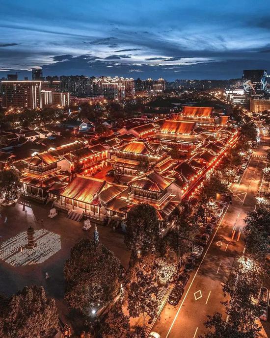 杭州-香积寺