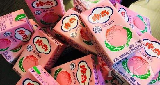摩奇果汁 图片来自京东