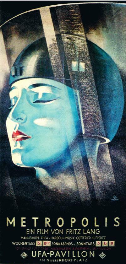 《大都会》 (1927)