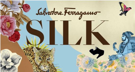 Salvatore Ferragamo丝绸主题展览全新开幕