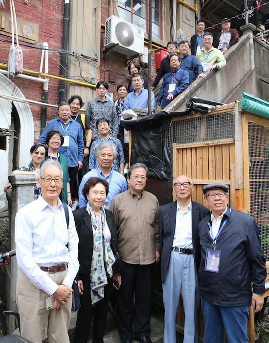 上海美专旧地探访(今顺昌路550-560号)