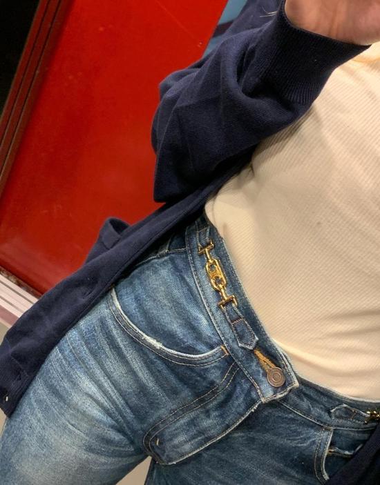 更显瘦的牛仔裤 总在下一条?