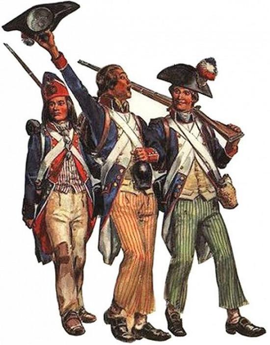 法国大革命时期的无裤党