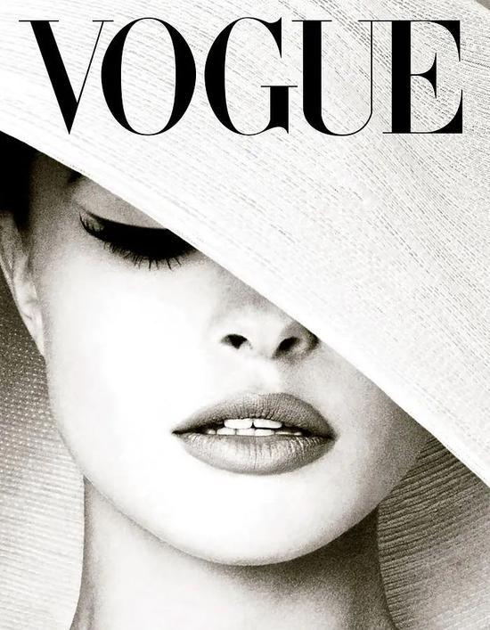 VOGUE杂志最经典的封面故事 引领风潮变换