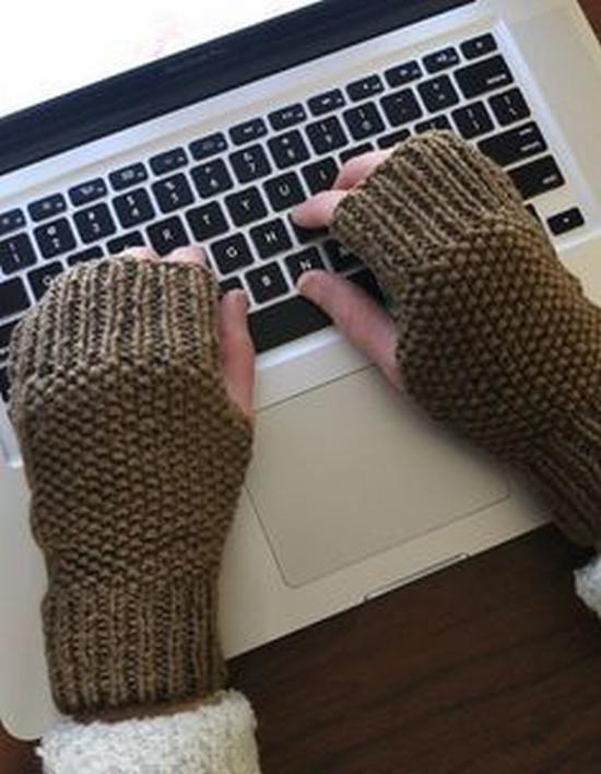 办公室保暖必备 图片源自www.sewdiy.com