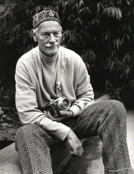 时尚摄影之父如何拍美人?看到第一张就沦陷了