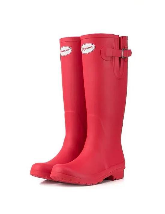今年雨靴的火爆程度 已经跟天气无关了