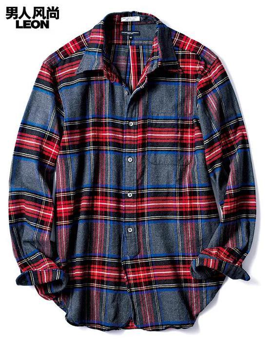 衬衫约 1800 元 /Engineered Garments