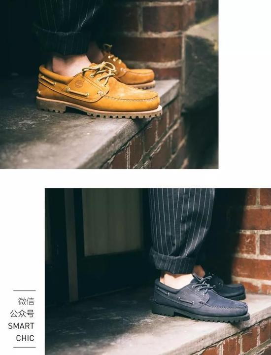 Timberland x Engineered Garments 3-Eye Lug Shoes