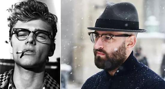 不知道怎么挑选眼镜的镜框 从脸型下手绝不会错我所理解的教育技术ppt