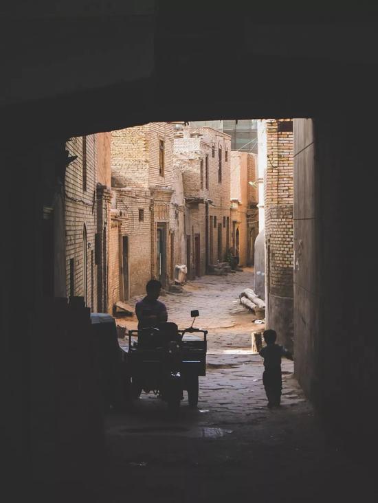▲喀什老城,《追风筝的人》电影拍摄地