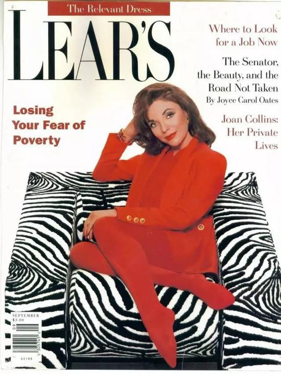 Joan Collins in 《LEAR'S》
