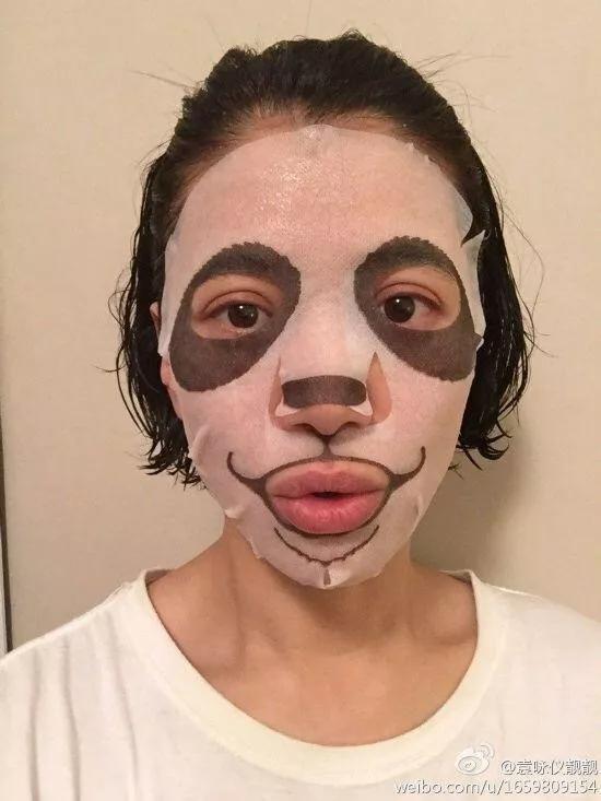 难怪就连袁咏仪也是脸谱面膜的粉丝。