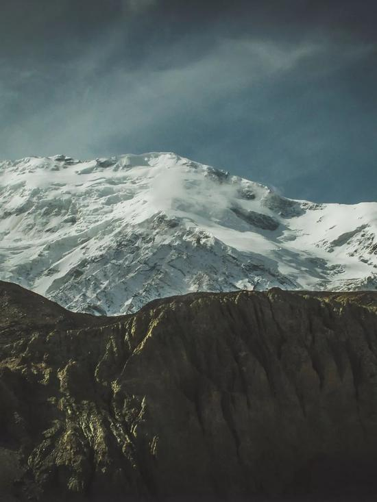▲翻越险峻的盖孜大峡谷,前往帕米尔高原
