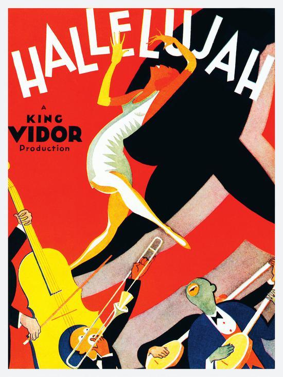 《哈利路亚》 (1929)