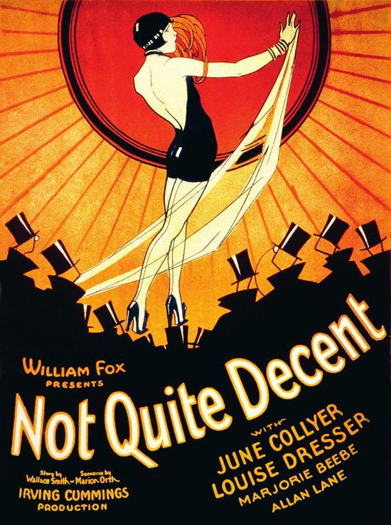 《堕落名花》 (1929)