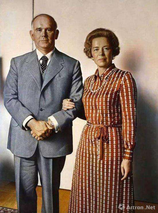 路德维希夫妇