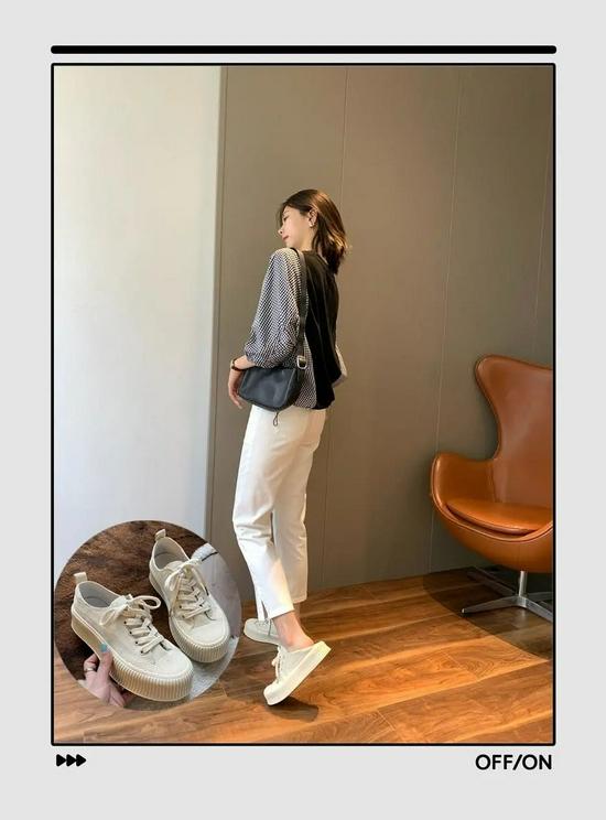 白裤子显胖?从选款、搭配、风格三方面教你穿,显瘦又时髦