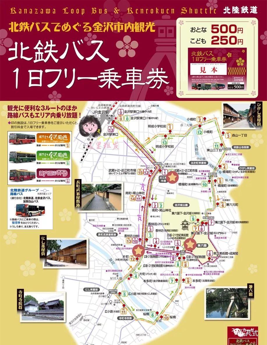 知否VOL.19:日本金沢怎么玩最接地气?