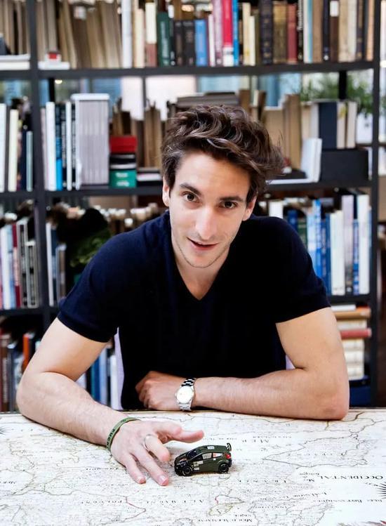 Prada集团市场营销和传播负责人 Lorenzo Bertelli