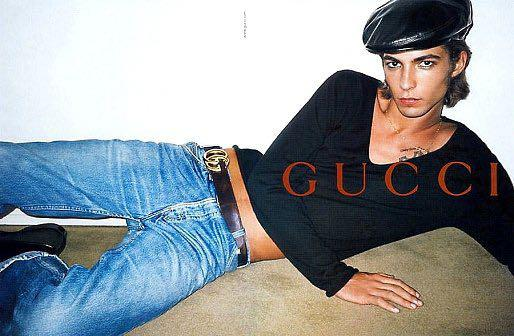 Gucci 2001 秋冬广告