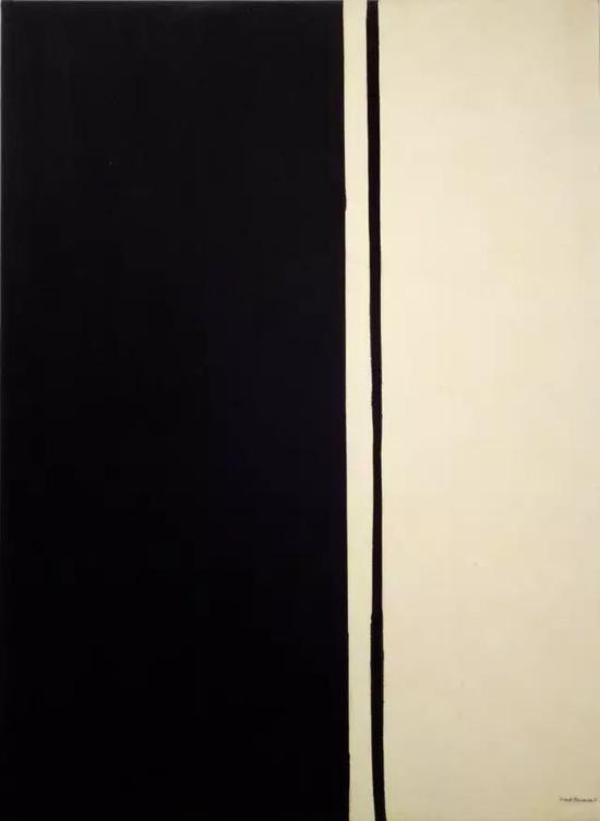 纽曼《黑火1号》,1961年