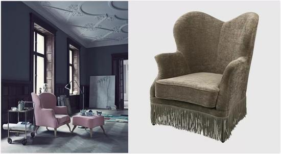 Bonaparte 座椅系列,fromGubi