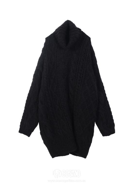 毛衣来自JNBY 售价1390元