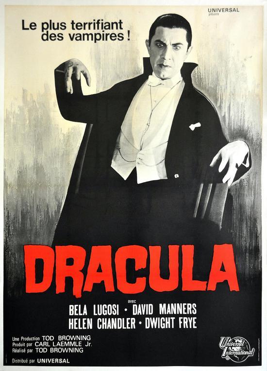 吸血鬼主题的电影《Dracula (德古拉)》(图片来源:IMDb)