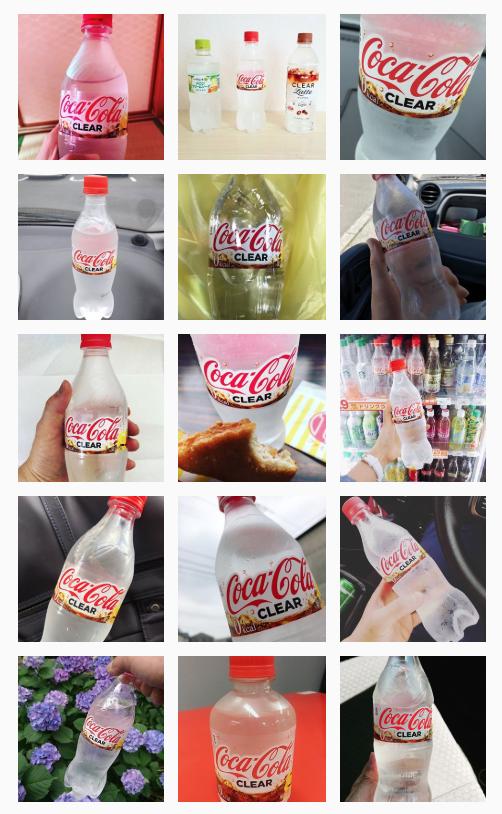 透明可乐在日本发售了 从网友反应来看回购率可能不高