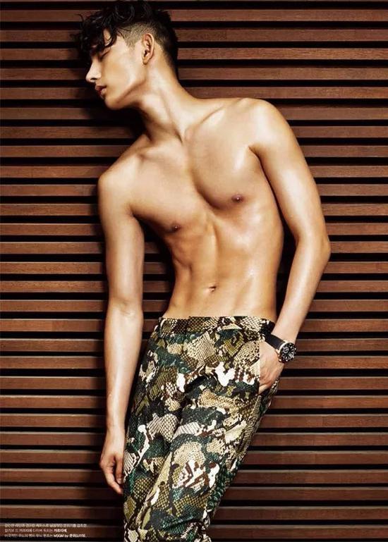 韩国男模产业改革 新出的这一批全是偶像派鹰隼大队片尾曲