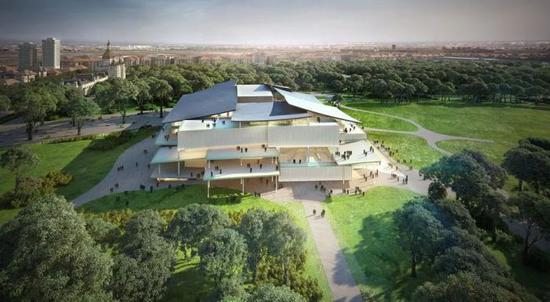 匈牙利国家画廊建设推迟 或因环境方面影响