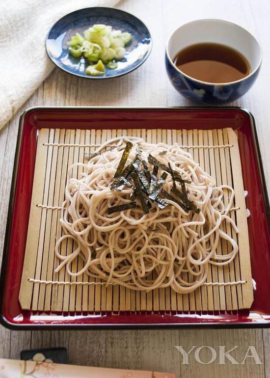 凉面也是中国人的夏日最爱 图片来自pinester