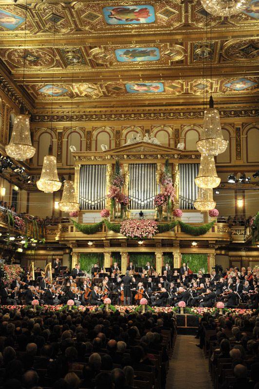 维也纳音乐会 图片来源自New Mexico PBS