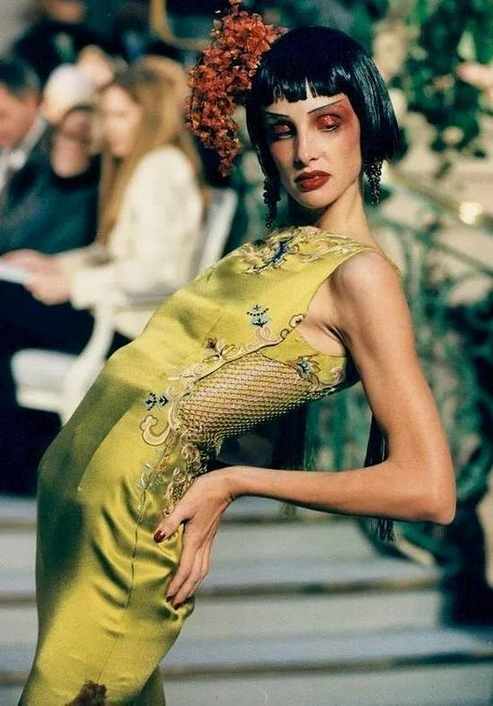Dior1997春夏高定系列
