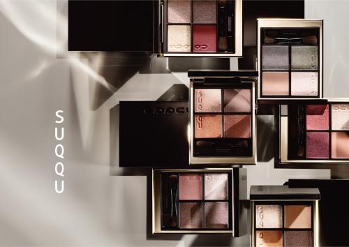 黎明之美绚烂色彩 SUQQU 2021春季彩妆全新上市
