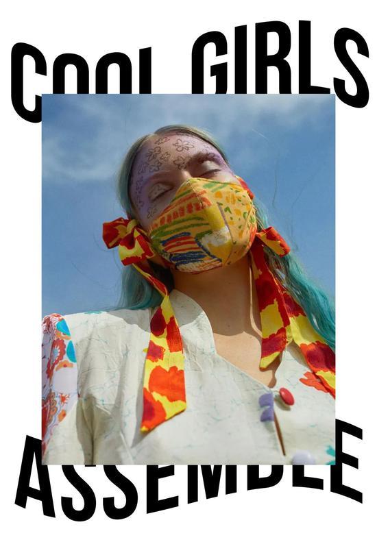 原来这个颜色的口罩防晒效果最好